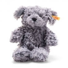 Steiff 083563 Toni dog 18 blue grey