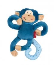 Sigikid 42169 Anhänger Affe blau
