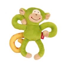 Sigikid 42171 Anhänger Affe grün