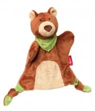 Sigikid 41987 hand puppet-comforter bear