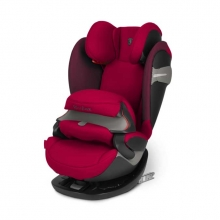 Cybex Pallas S-Fix Ferrari Racing Red| red
