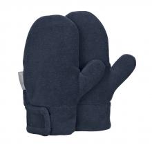 Sterntaler winter mittens size 3 navy