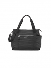 Babymel changing bag Cara Ultra Light Black Scuba