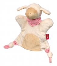 Sigikid 41988 Handpuppe-Schnuffeltuch Schaf