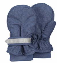 Sterntaler winter gloves 4301842 sz.2 tintenblau melange