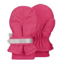 Sterntaler winter gloves 4301842 sz.2 magenta melange