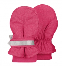 Sterntaler winter gloves 4301842 sz.3 magenta melange