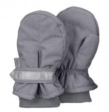 Sterntaler winter gloves 4301842 sz.2 silver melange
