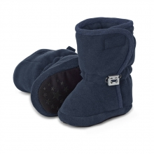 Sterntaler 5101831 baby-bootees with cord-stopper 19/20 navy