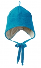 Disana boiled wool hat size 1 blue