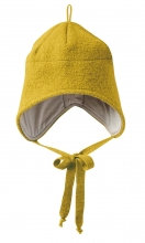 Disana boiled wool hat size 1 curry