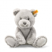 Steiff 241543 Teddy bear Bearzy 28 grey