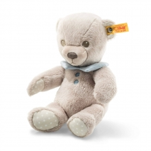 Steiff 241444 Teddybär Levi 23 grau/blau