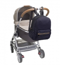 Babymel changing bag Luna Ultra Lite Navy Scuba