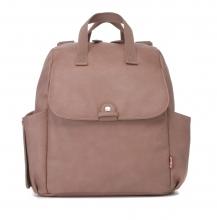 Babymel Robyn Convertible Backpack Kunstleder Dusty Pink