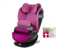 Cybex Pallas S-Fix Fancy Pink
