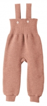 Disana knitted trousers 74/80 rose