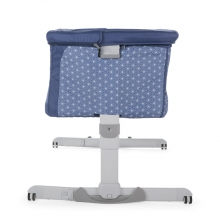 Chicco baby cot Next2me Dream Navy incl. transportbag