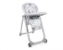 Chicco highchair Polly Progres5 Mirage