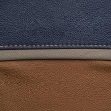 Hesba Condor Coupé Superdeluxe SL-300 leather brown, navy,  greige
