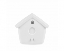 Flow Nidal White Smoke Detector
