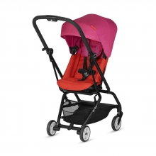 Cybex EEZY S Twist Fancy Pink purple