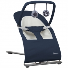 BabyGo bouncing chair Fancy blue