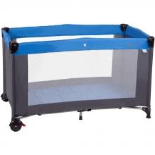 BabyGo travel cot Sleeper Neo blue