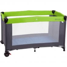 BabyGo Reisebett Sleeper Neo green
