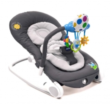 Chicco bouncer Balloon Grey with vibration