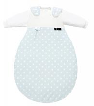 Alvi Baby Mäxchen 3tlg. Tencel Stars aqua 50/56