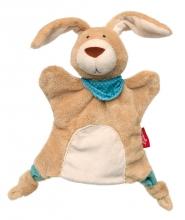 Sigikid 41953 Hand Puppet-Comforter Rabbit