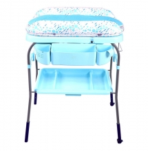 Chicco Cuddle & Bubble Comfort bathing and changing combinationocean