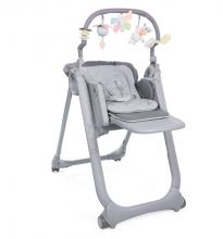 Chicco Hochstuhl Polly Magic Relax Graphite