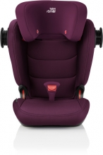 Britax Römer Kidfix III M Burgundy Red 15-36kg / group 2-3