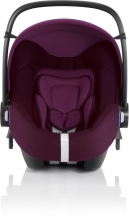Römer Baby Safe2 i-Size Bundle Burgundy Red