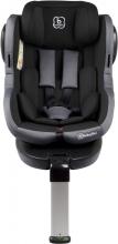 BabyGo Child Seat Iso360 black 0-18kg (Group 0/1)