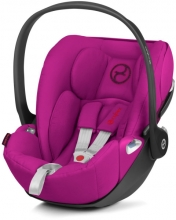 Cybex Cloud Z i-SIZE Passion Pink