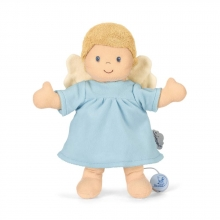 Sterntaler musical toy L guardian angel blue