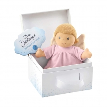 Sterntaler musical toy L guardian angel rose