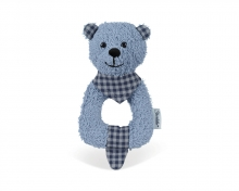 Sterntaler Grasp-toy Baylee blue