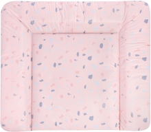 Zöllner changing mat  Softy Foil Terrazzo Blush 75x85
