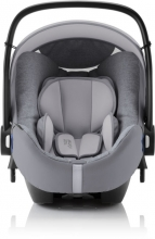 Römer Baby Safe2 i-Size Bundle Grey Marble