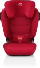 Britax Römer Kidfix III M Fire Red 15-36kg / group 2-3