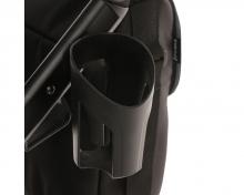 Knorr Piquetto pram black incl. accessories