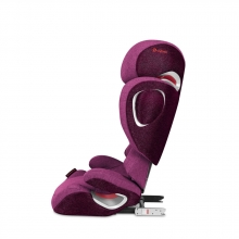 Cybex Solution Z-Fix Plus Passion Pink