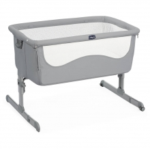 Chicco baby cot Next2me Pearl inkl. transportbag