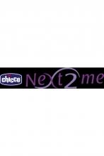 Chicco Beistellbett Next2me Pearl inkl. Transporttasche