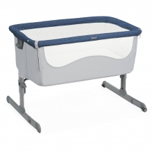 Chicco baby cot Next2me Spectrum inkl. transportbag