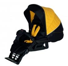 Hartan Racer GT 2019 Yellow Black 640 - frame black